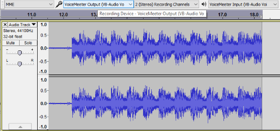 Free Virtual Audio Mixer: VoiceMeeter