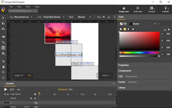 banner creator software windows 10 2