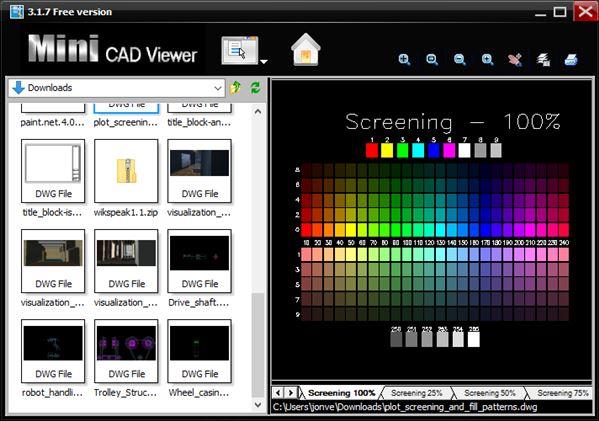 cad viewer software windows 10 1