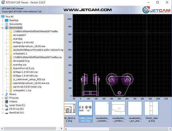 cad viewer software windows 10 2