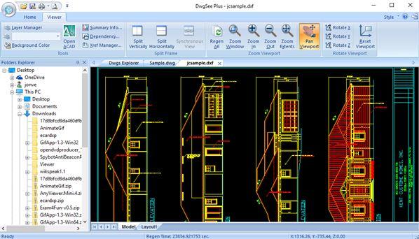 cad viewer software windows 10 4