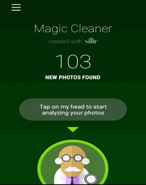 clean up whatsapp junk photos