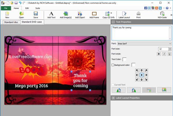 dvd cover creator software windows 10 2
