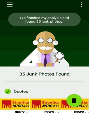 junk photos found