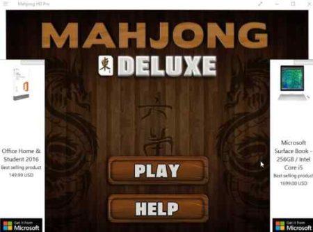 mahjong HD pro home