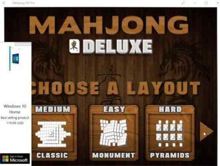 mahjong HD pro levels