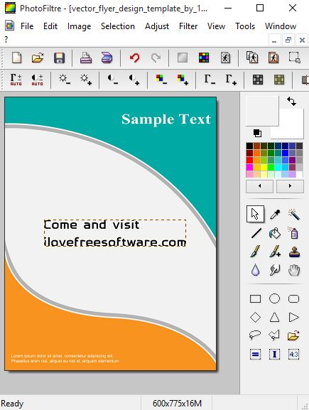 poster design software windows 10 5