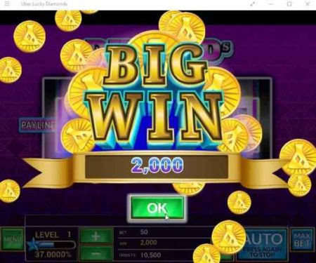 slots uld big win