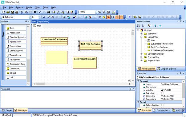 5 Free UML Design Software For Windows 10