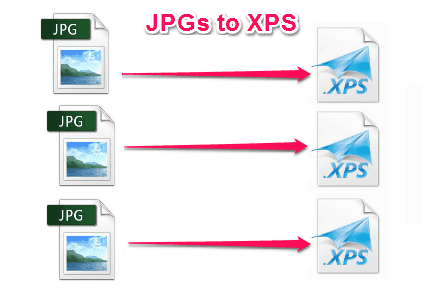 JPG to XPS