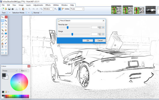 5 Free Photo To Sketch Software For Windows 10