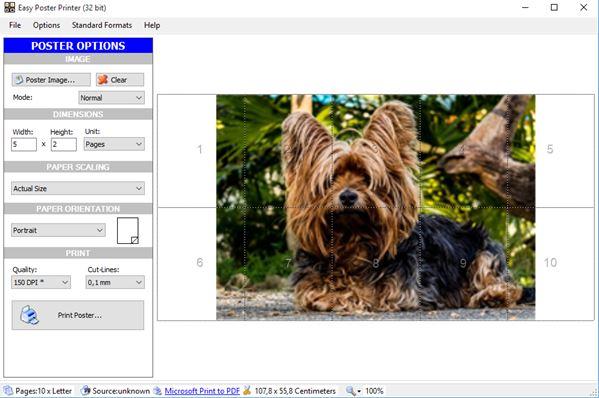 banner printer software windows 10 4