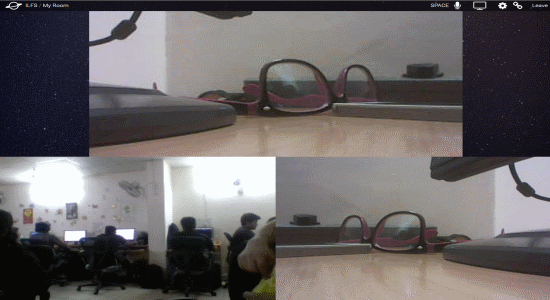 business video conference