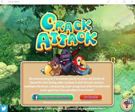 crack attack home