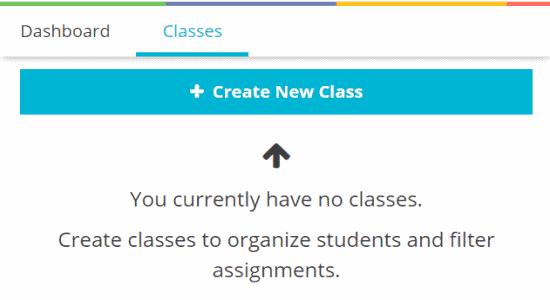 create new class
