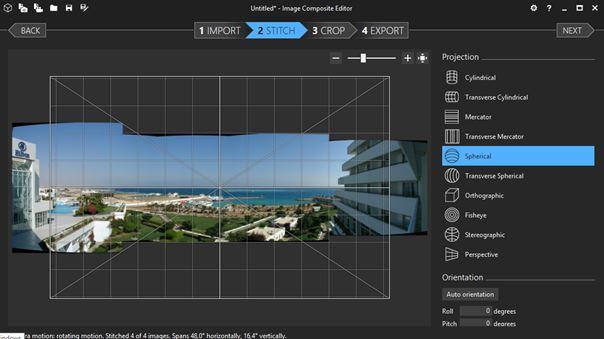 panorama creator software windows 10 2