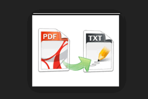pdf text extractor software for windows 10