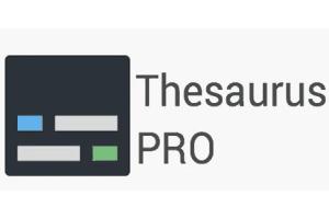 Thesaurus Pro google docs add-on