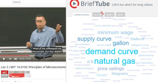 brieftube-common-words