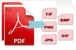 bulk convert pdf to png, jpg etc