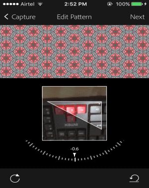 change pattern design