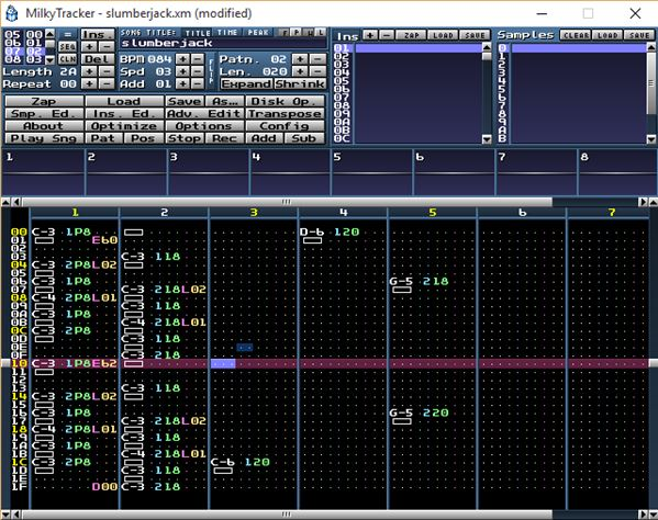 chiptune music creator software windows 10 3