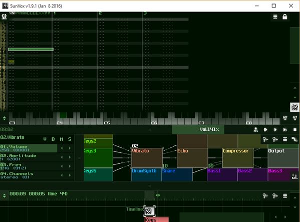 chiptune music creator software windows 10 4