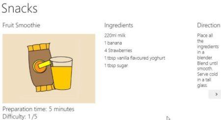 cookbook for kids recipe