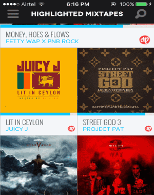 5 Best Free Mixtape Download Apps for iPhone