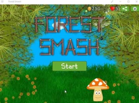 forest smash home