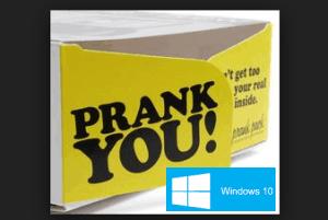 free software to play prank on Windows 10