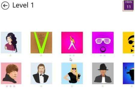guess the celeb quiz levels quizzes