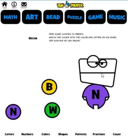 kiddo smart game