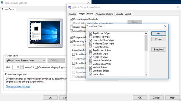 screensaver creator software windows 10 3
