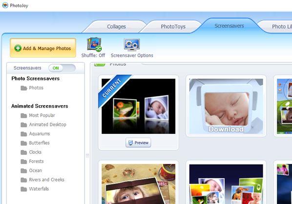 screensaver creator software windows 10 5