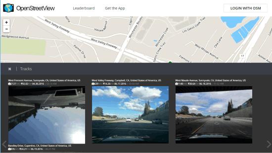 OpenStreetView- free alternative to google street view