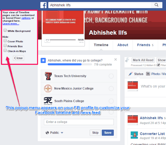 How To Automatically Hide Already Read Facebook Posts