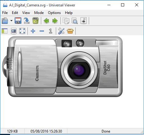 Universal Viewer- interface