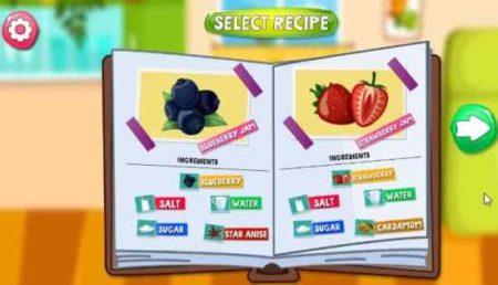 crazy jelly jam maker recipe selection