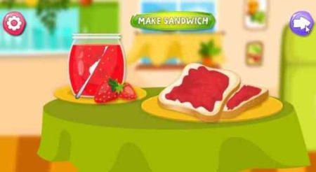 crazy jelly jam maker sandwich