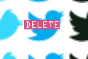 delete old tweets, retweets from timeline