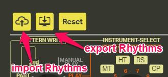 export rhythms