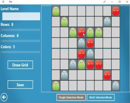fillr design game