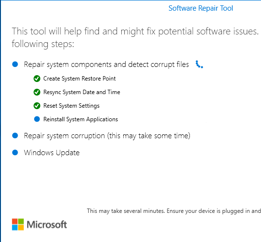 find and fix software issues