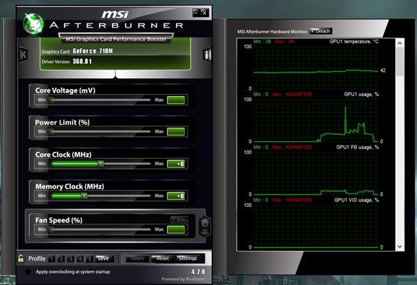 graphics card utilities windows 10 1