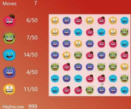 monster collect mania score