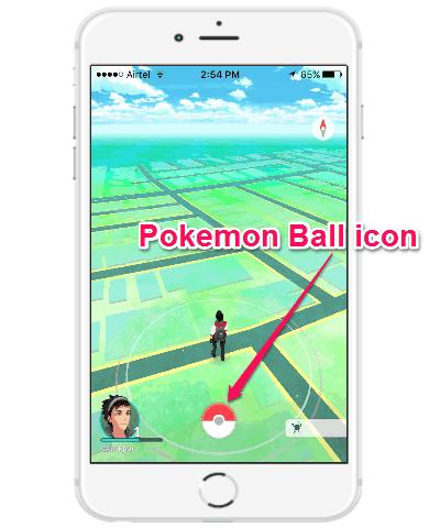 pokemmon ball icon