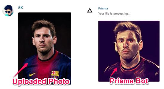 prisma filters