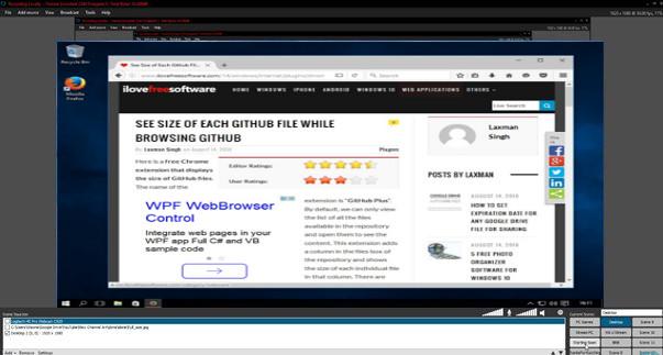 screen broadcasting software windows 10 2