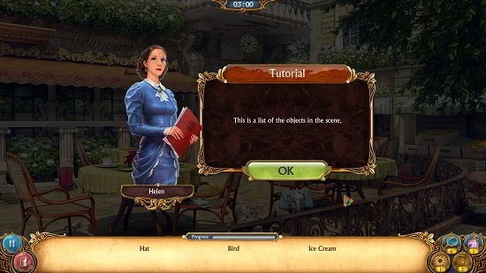 seekers notes tutorial hidden object level